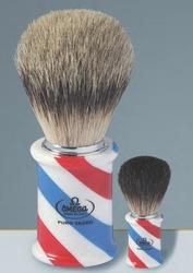 Pędzel Omega Barber Pole