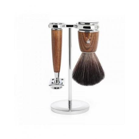 Zestaw do golenia Muhle RYTMO S21H220SR jesion 3 cz. mnż