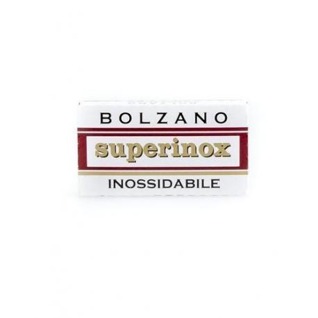 Żyletki BOLZANO SUPERINOX 5 sztuk