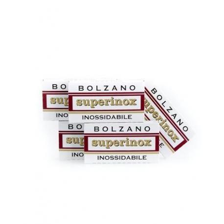 Żyletki BOLZANO SUPERINOX 25 sztuk