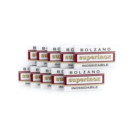 Żyletki BOLZANO SUPERINOX 50 sztuk