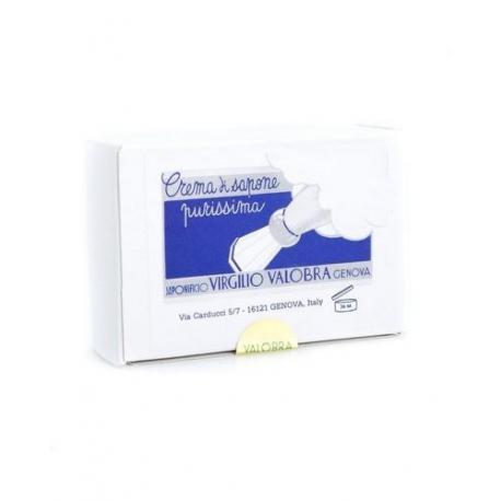 VALOBRA MANDORLA mydło do golenia migdałowe blok 150g