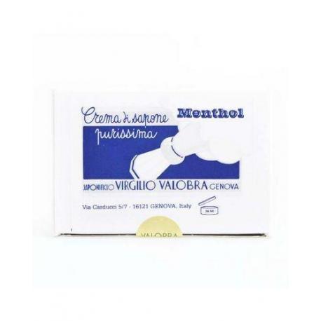 VALOBRA MENTOLO mydło do golenia mentolowe blok 150g