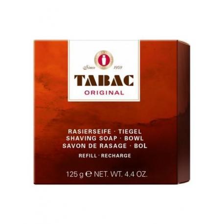 TABAC ORIGINAL mydło do golenia wkład (refill) 125g