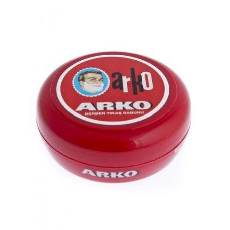 ARKO mydło do golenia w plastikowym tyglu 90g