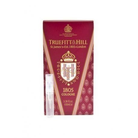 Tester zapachu Truefitt & Hill 1805