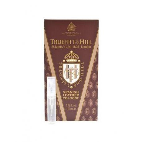 Tester zapachu Truefitt & Hill SPANISH LEATHER