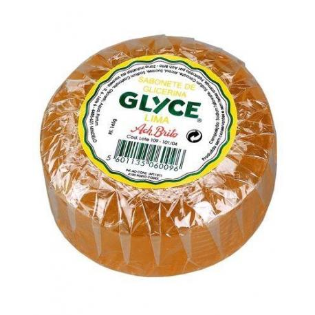ACH BRITO GLYCE LIMA glicerynowe limonkowe mydło do twarzy i ciała 165gr