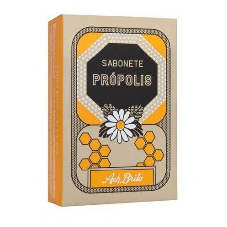 ACH BRITO PROPOLIS mydło toaletowe roślinne o aromacie miodu 90g