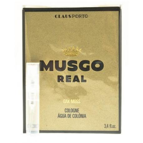 Tester zapachu MUSGO REAL OAK MOSS
