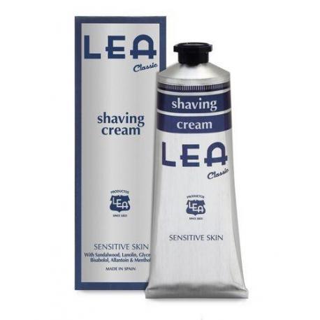 LEA Classic - luksusowy krem do golenia w tubce 100gr