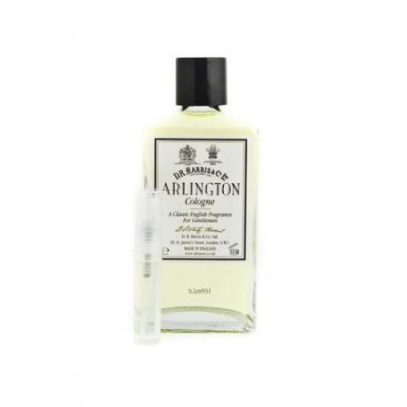Tester zapachu D.R.Harris ARLINGTON