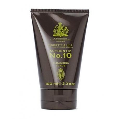 Truefitt & Hill No.10 SCRUB źel peelingujący do twarzy 100 ml