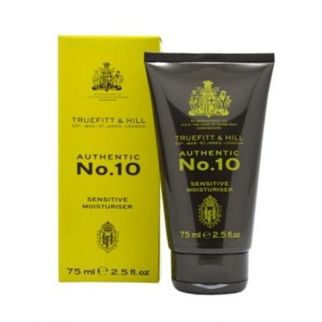 Truefitt & Hill No. 10 Sensitive Moisturizer krem do twarzy 75 ml