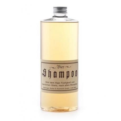 HASLINGER BEERSHAMPOO piwny szampon do włosów 400 ml
