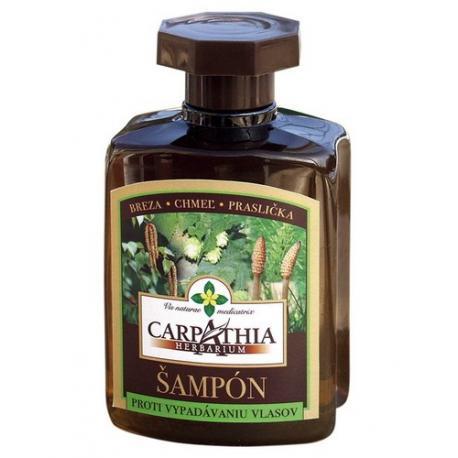 Carpathia Herbarium szampon ziołowy przeciw wypadaniu włosów 300ml