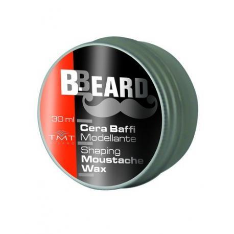 TIEMMETI B.BEARD wosk do stylizacji wąsów 30ml