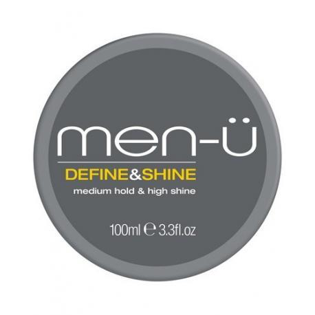men-u DEFINE & SHINE pomada do stylizacji włosów 100ml