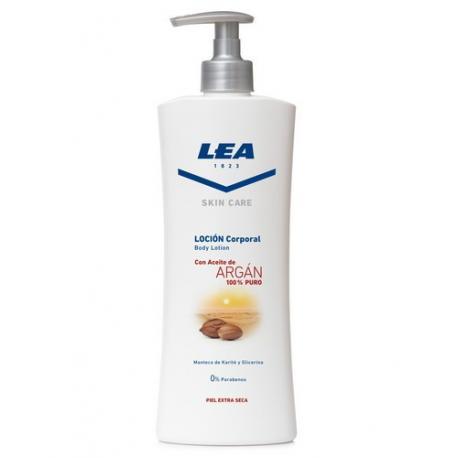 LEA balsam do ciała z olejkiem arganowym 400ml