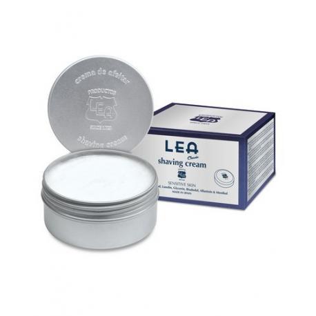 LEA Classic - luksusowy krem do golenia w tyglu 150gr