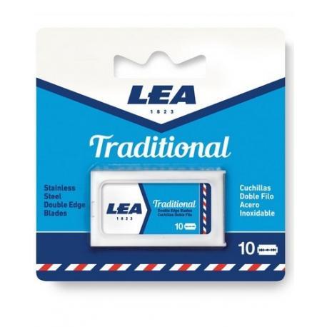 Żyletki LEA Traditional 10 sztuk