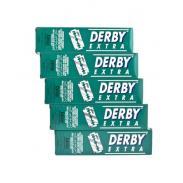 Żyletki Derby Extra (zielone) 500 sztuk