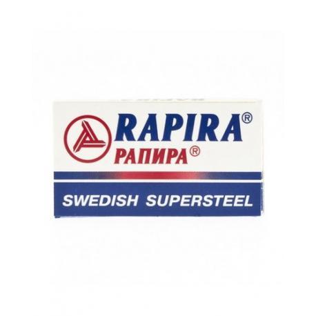 Żyletki Rapira Swedish Supersteel 5 sztuk