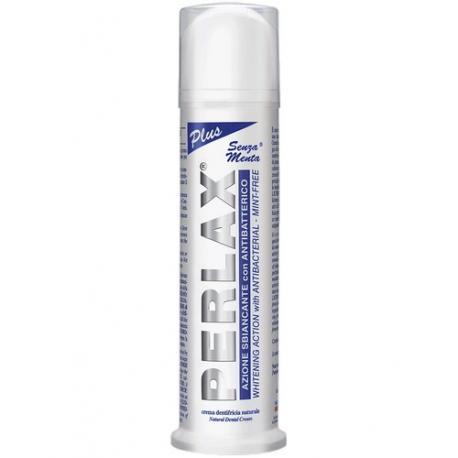 PERLAX PLUS SENZA MENTA krem do zębów 100ml