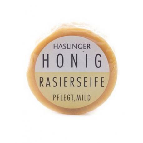 HASLINGER mydło do golenia z MIODEM 60 gr