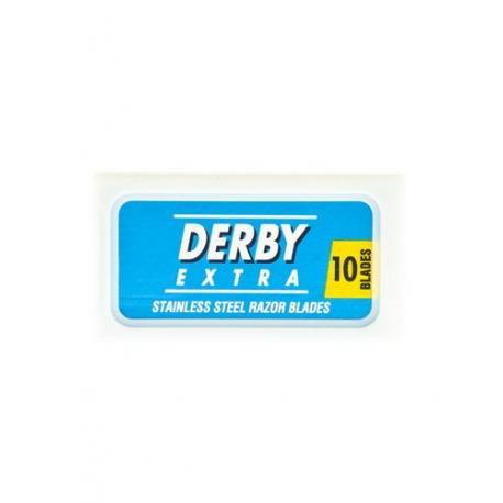 Żyletki Derby Extra Blue (niebieskie) 10 sztuk