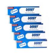 Żyletki Derby Extra Blue (niebieskie) 1000 sztuk