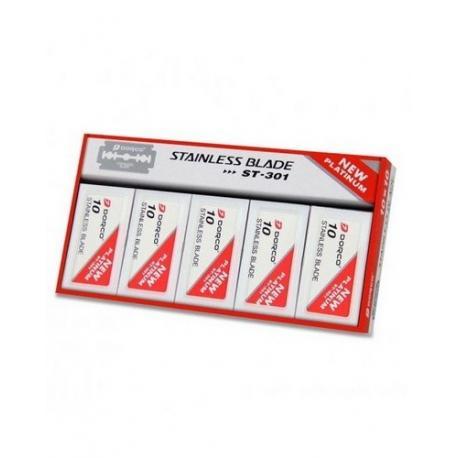 Żyletki Dorco New Platinum ST-301 100 sztuk