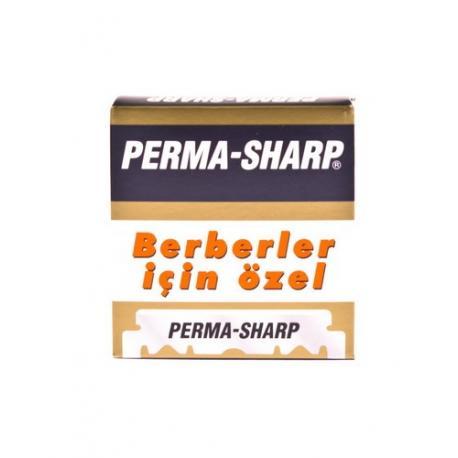 Połówki żyletek Perma-Sharp 100 sztuk