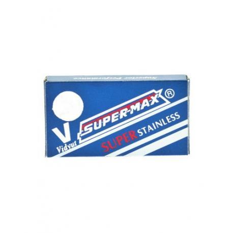 Żyletki SUPER-MAX Super Stainless 10 sztuk