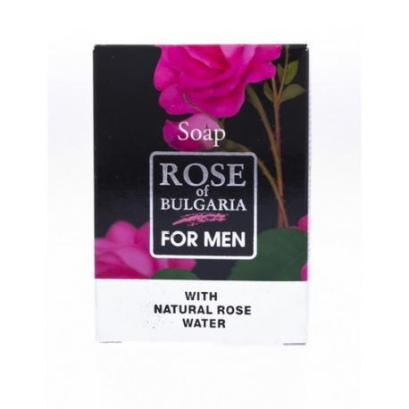 Bio Fresh mydło toaletowe męskie linia Rose of Bulgaria 100g