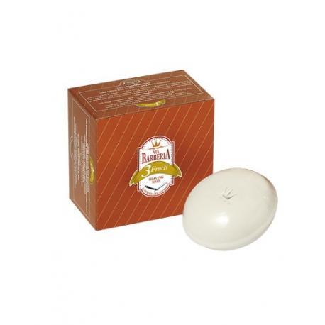Omega Via Barberia FRUCTI luksusowe mydło do golenia 150g