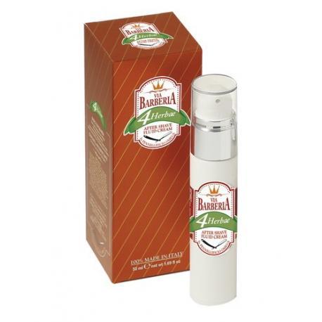 OMEGA Via Barberia HERBAE krem/fluid po goleniu 50 ml