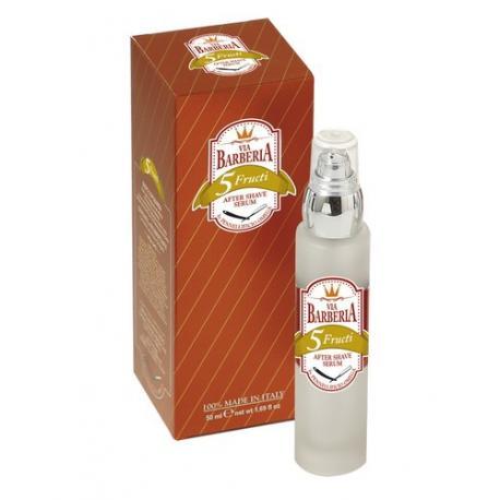 OMEGA Via Barberia FRUCTI serum/żel po goleniu 50 ml