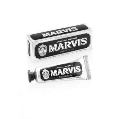 Marvis Amarelli Licorice Nero pasta do zębów 25ml