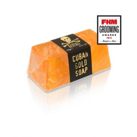 BBR Cuban Gold Soap - duże mydło kąpielowe 175g