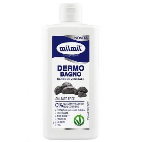 MILMIL Formuła 0% CARBONE żel pod prysznic 500ml