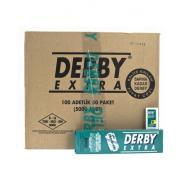 Żyletki Derby Extra (zielone) 5000 sztuk