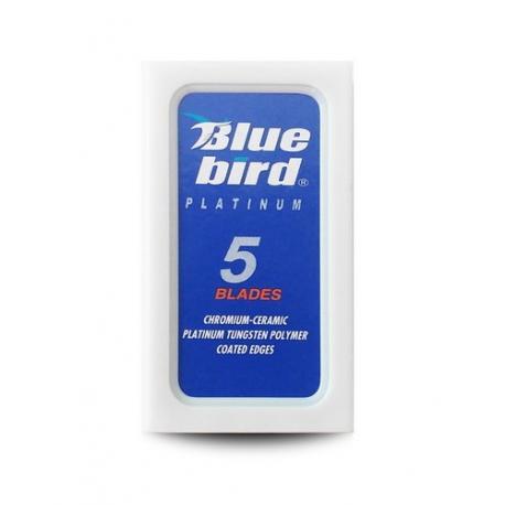 Żyletki Derby Bluebird Platinum 5 sztuk