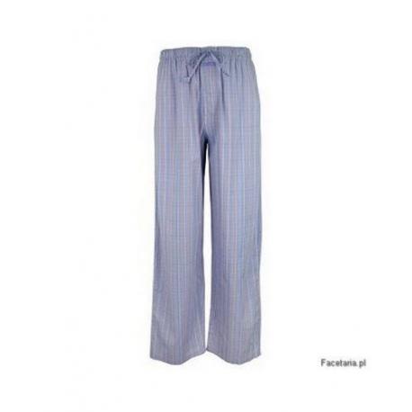 Spodnie piżamowe Calvin Klein kratka ET4