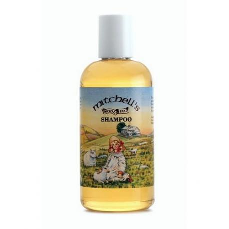 Mitchells Wool Fat Country Scene szampon 150ml