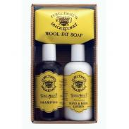 Mitchells Wool Fat zestaw prezentowy GPC8: balsam, szampon i mydło
