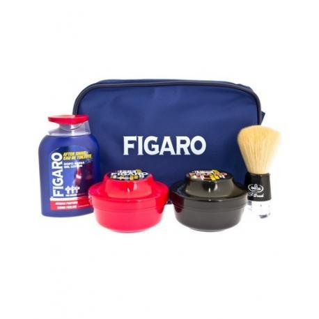 """""""Figaro i Omega"""" - zestaw firmowy z kosmetyczką"""