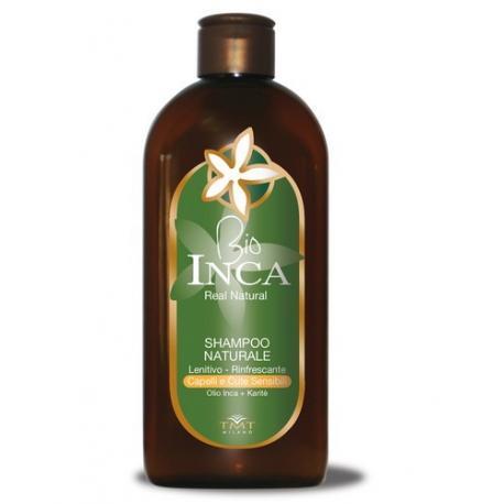 TIEMMETI Bio Inca Real Natural - szampon do włosów 200ml