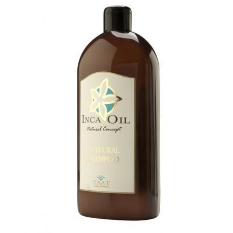 TIEMMETI Inca Oil Natural - szampon do włosów 250ml