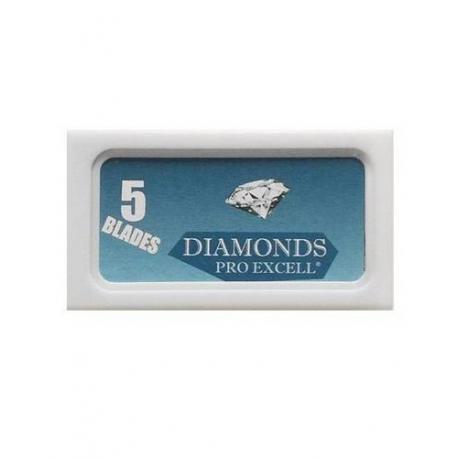 Żyletki Derby Diamonds Pro Excell 5 sztuk
